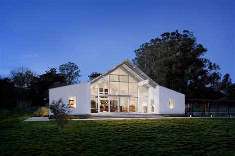 modern barn home a certified leed platinum barn house design milk