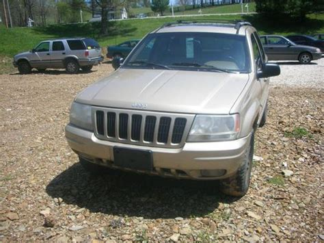 99 Jeep Grand Limited Sell Used 99 Jeep Grand Cheroke Limited 4x4 In Morehead
