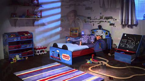 thomas bedroom hellohome thomas the tank engine snuggletime toddler bed