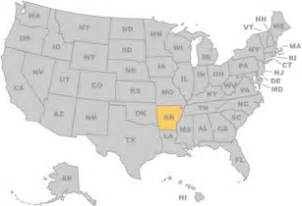 united states map with arkansas highlighted arkansas ipl2 stately knowledge facts about the united