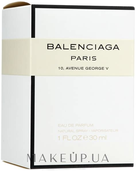 makeup balenciaga 10 avenue george v парфюмированная вода тестер с крышечкой купить по