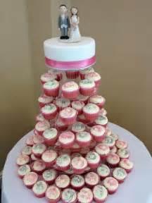 Cup cake wedding cake wedding cake toppers