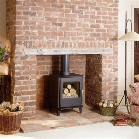 Log Burner Fireplace Surrounds by Ideas For Log Burner Surround Lounge Sofas Decor