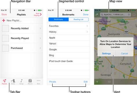 layout guides xcode ios 7のフラットデザインでアプリを開発するための移行ガイドをappleが発行 techcrunch japan
