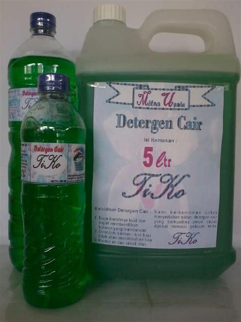 Detergen Cair Mawar 1 Liter sabun detergen cair tiko sabun cair detergen tiko