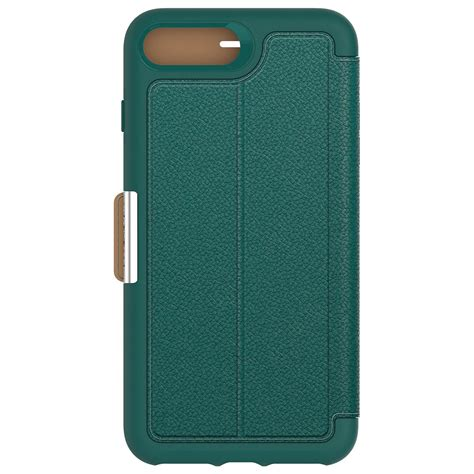 otterbox strada series leather folio case  iphone
