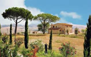 tuscany villa wallpaper