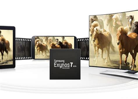 samsung octa mobile samsung exynos 7 octa mobile processor announced