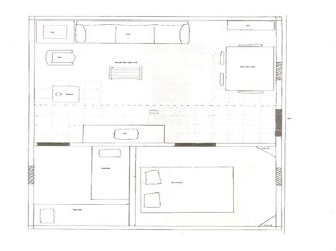 16 X 16 Cabin Floor Plans | 16 x 16 cabin floor plans blueprints for 16x24 hunting