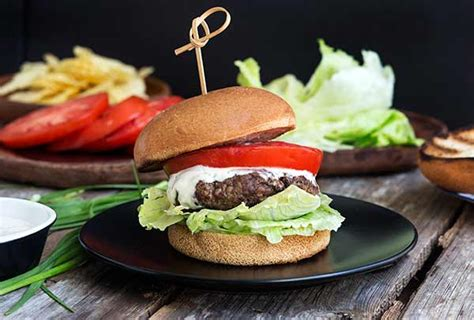 gluten free ranch burgers simply gluten free howldb