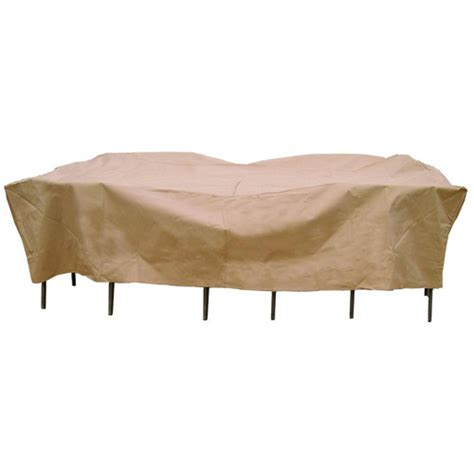 Sure Fit Patio Furniture Covers Sure Fit Original Rectangle Table Chair Set Cover Taupe Patio Furniture Covers Zippy