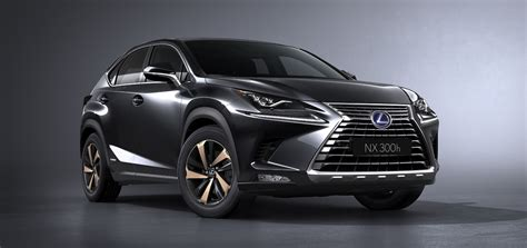 2017 shanghai preview the 2018 lexus nx refreshed to look
