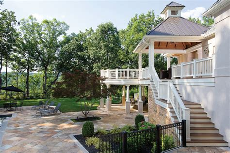 outside porch trends in patios porches and decks atlanta home improvement