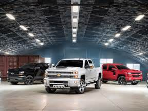 Chevrolet Silverado Special Edition 10 Reasons The 2017 Chevrolet Silverado 2500hd Wins