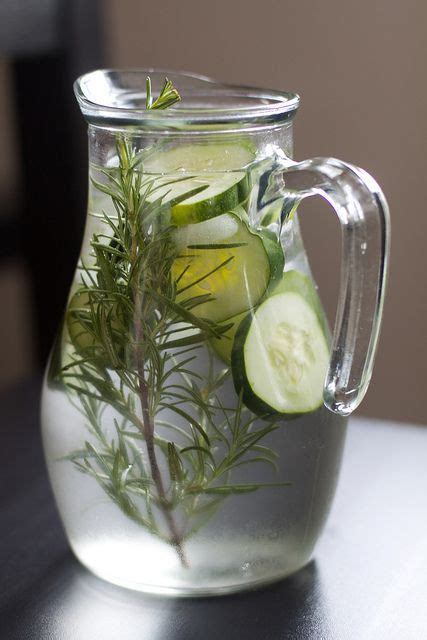 Oregano Detox Water by All About Detox Water 7 Savory Recipes For A Healthier