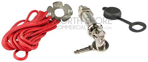 sommer garage door opener external release lock 5036v000