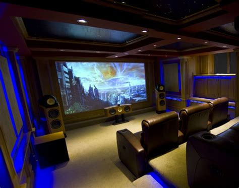 Design Your Basement Home Cinema Amp Home Automation Specialists Yorkshire Uk
