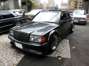 190 E Mercedes Mercedes 190e 2 5 16 Evolution Amg Power Pack 4