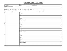 Template For Goals by 9 Best Images Of Free Printable Goals Worksheet Template