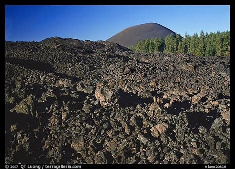 lava beds national park picture photo fantastic lava beds and cinder cone early morning lassen volcanic national park