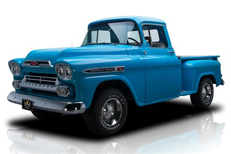 Sale Speaker Power Up Pu S608 5 1 135820 1959 chevrolet apache rk motors classic and performance cars for sale