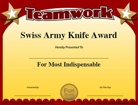 25 best ideas about employee awards on pinterest funny