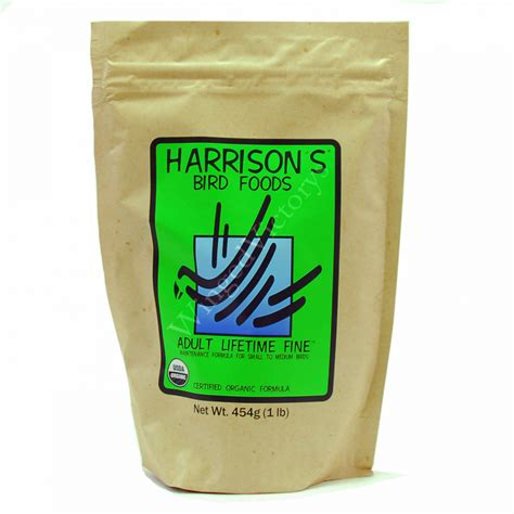 bird food pellets for parrots by harrison s adult