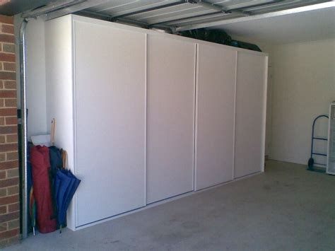 Garage Wardrobe Storage Cabinet by Garage Wardrobe Storage Cabinet