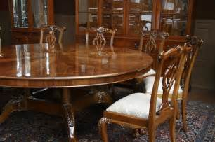 Large Dining Room Table Large Oversized Dining Table Large Mahogany