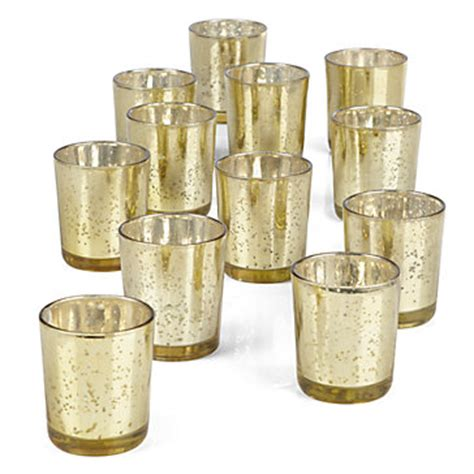 Mercury Glass Candle Holders Z Gallerie by Gold Votive Candle Holders Z Gallerie