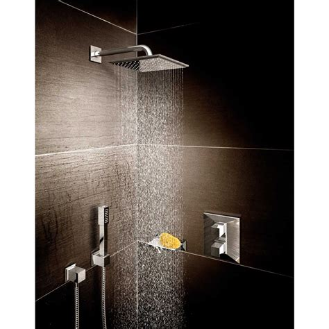 Bathroom Trim Ideas by Grohe Allure Brilliant Concealed Thermostatic Shower Mixer