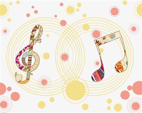 imagenes musicales animadas elementos musicales dibujos animados musica simbolo de