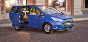 Ford B Max 2015 Ford B Max Review Ignitionlive