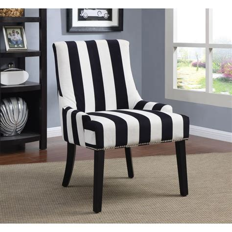 white sofa chair best 25 striped chair ideas on black and