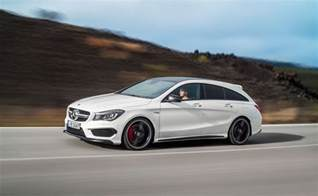 mercedes 45 amg shooting brake 2015 cartype
