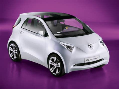 Toyota Smart Car Toyota Fights Smart With Iq Club Lexus Forums