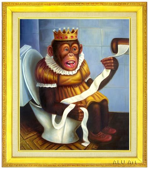 Monkey Wallpaper For Walls a little monday morning monkey art youbentmywookie