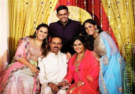 Actress Radha 25th Year Wedding Anniversary Gallery