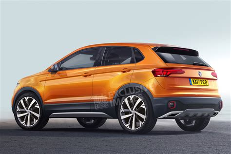 Used Volkswagen Suv by Volkswagen Polo Suv Pictures Auto Express