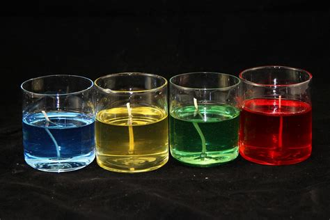 gel candele gel candles best in appearance in decors