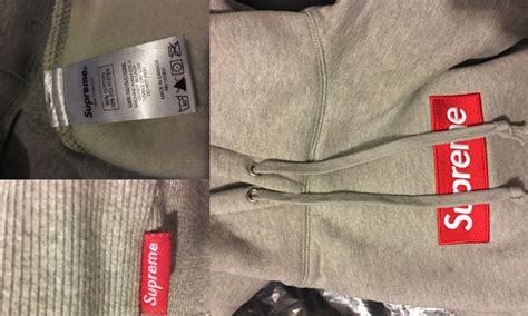 Supreme Box Logo Hoodie Grey With Real Material review supreme box logo hoodie grey from every designer