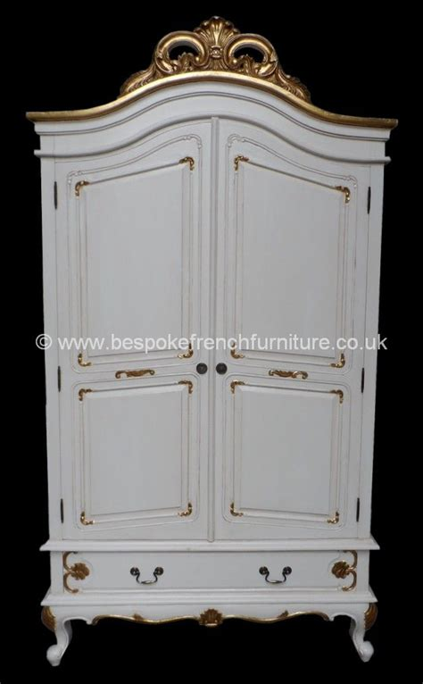 french armoire wardrobes louis xvi bespoke french armoire wardrobe