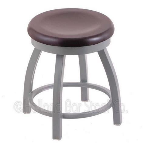 18 Inch Vanity Stool bar stool 18 inch 802 misha swivel vanity stool with wood seat 802 bar stool co