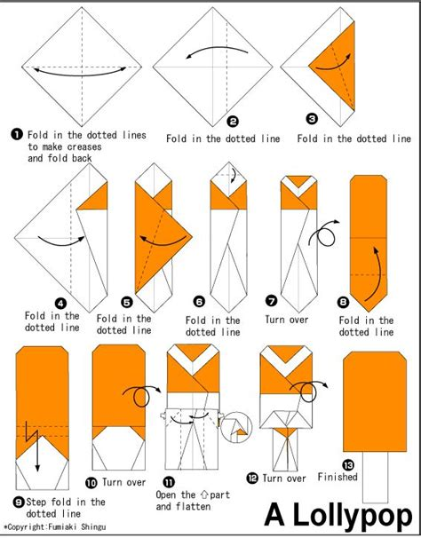 How To Make A Paper Ninga - how to make a origami paper origami