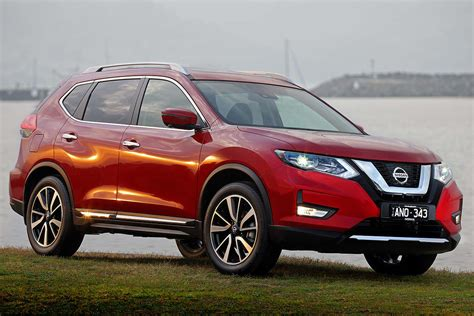 nissan trail 2017 nissan x trail st 2017 review snapshot carsguide