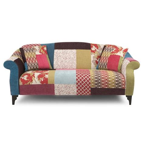 patterned couches shout maxi sofa from dfs bright cheerful and patterned