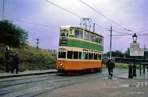 Blinds Service Glasgow Tram 488 Preserved Trams From Glasgow