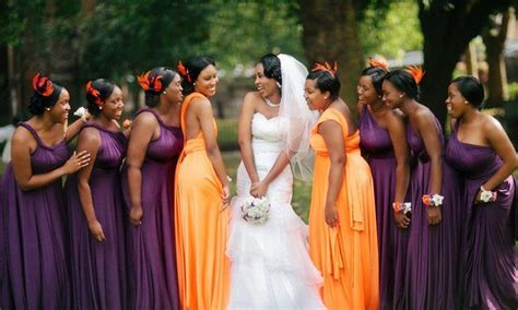 nigeria bridesmaids pictures wedding digest naija naija wedding wedding naija