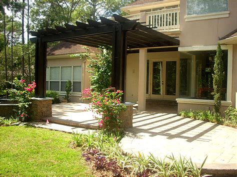 Patio And Arbor Ideas Minimalist Patio Pergola Ideas Decor Felmiatika