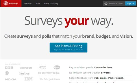 Online Survey Software - top 15 online survey software tool and questionnaire